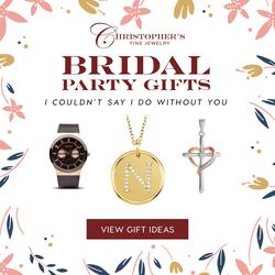 Gifts to Commemorate Your Big Day