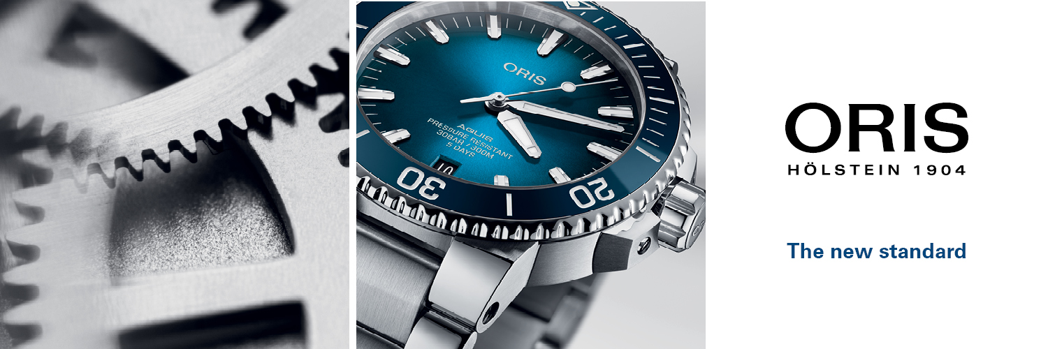 Christopher's Fine Jewelry Oris