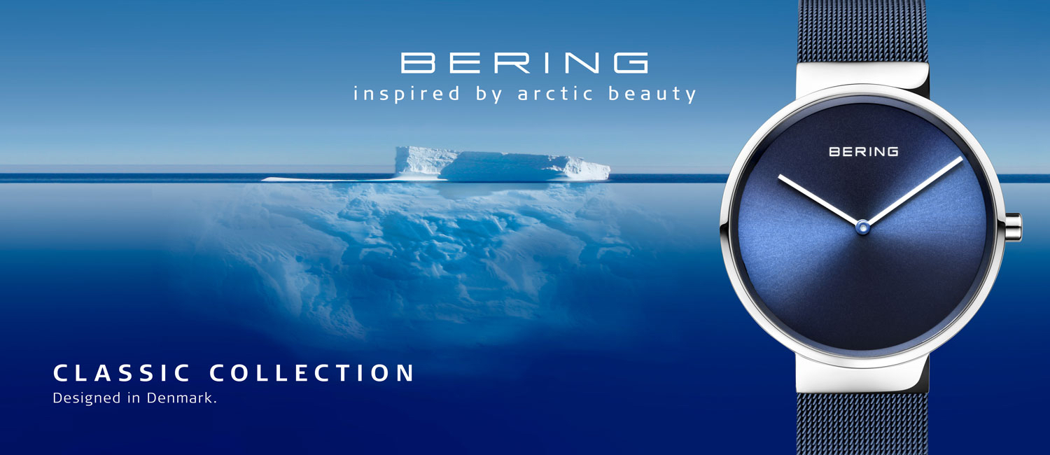 Bering Watches Branded Why Christopher S Fine Jewelry